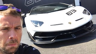 Un giorno PAZZO con Lamborghini | Super Trofeo World Final 2018