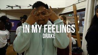 | Drake In My Feelings | Steven Pascua Choreography |