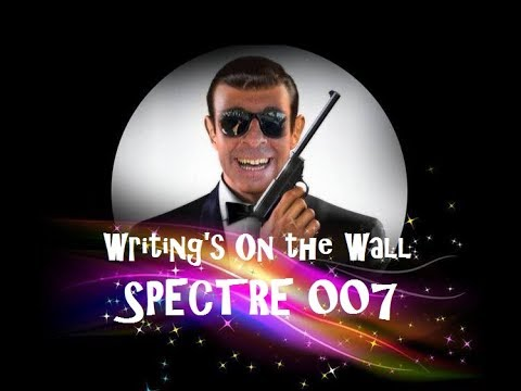 Sam Smith Writing's On the Wall James Bond 007 Spectre