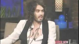 Russell Brand demolishing Chelsea Handler on Chelsea Lately