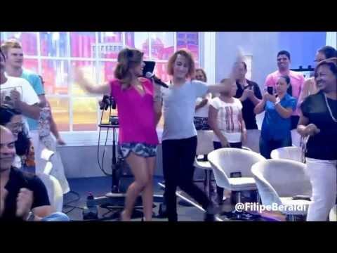 Baixar Wanessa - Shine It On (Encontro Com Fátima Bernardes) Ft. Filipe Beraldi