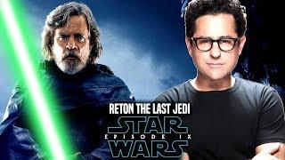 Star Wars! JJ Abrams Will Retcon The Last Jedi In Episode 9!