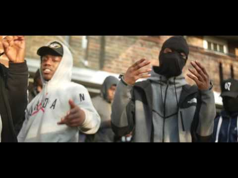 (67) Dimzy x R6 x ST x Itch - Drillin Off (Prod By LA Beats) | Link Up TV