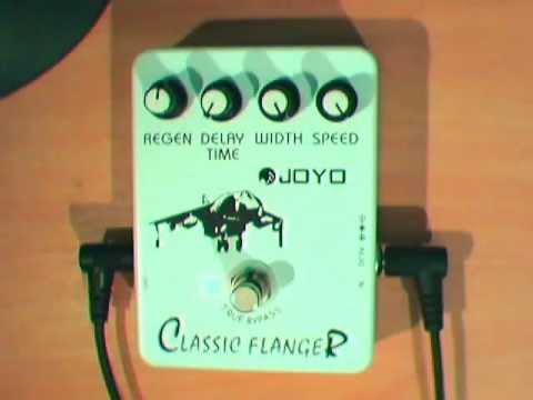 Joyo Classic Flanger