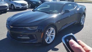 2016 Chevrolet Camaro RS: Start Up, Exhaust and Review