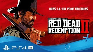 Red dead redemption 2 :  bande-annonce