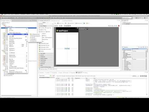 Android. Настройка Eclipse. Разработка для Google Play