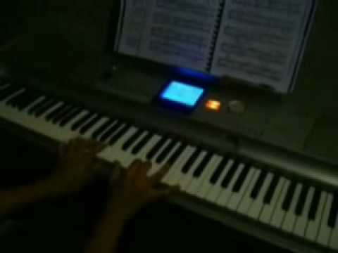 Piano Tutorial en El estoy Seguro Jesus Adrian Romero