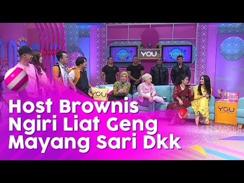 BROWNIS - Geng Brownis VS Geng Mayang Sari (27/1/20) PART3