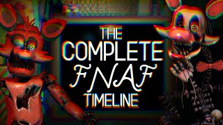 THE COMPLETE FNAF TIMELINE: FNAF 1-6 | Science Appliance - A Game Theory