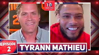 Tyrann Mathieu on Becoming a Super Bowl Champion, Patrick Mahomes, and More   The Ringer
