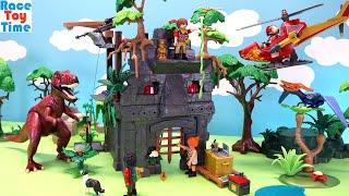Playmobil The Explorers Hidden Temple with Tyrannosaurus Rex Playsets