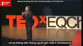 TED - Muốn giúp người khác,hãy lắng nghe(Ernesto Sirolli)