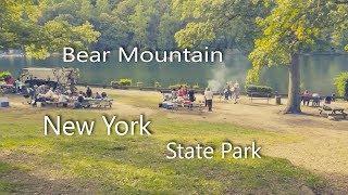 Bear Mountain New York State Park| New York Tourist Attraction| 4k