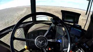 Testing Out the Autosteer on the 4450