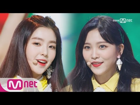 [Red Velvet - Rookie] KPOP TV Show | M COUNTDOWN 170216 EP.511