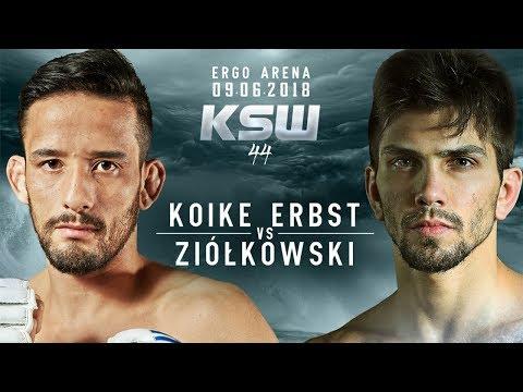 """Marian Ziółkowski o kontrakcie z KSW: """"Nie wiadomo ile musiałbym czekać na angaż UFC."""""""