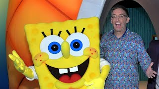 Tom Kenny Will Star in 'SpongeBob' Musical on Nickelodeon