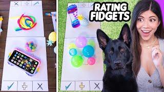 Testing Rare Fidgets for Trading