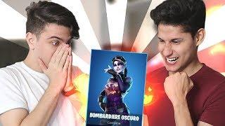 Se vinco questa partita GIGI mi SHOPPA il BOMBARDIERE OSCURO!!! Fortnite Season 6