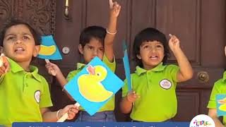 5 Little Ducks - Rhyme Time (Developing Roots) | LM Vajarahalli