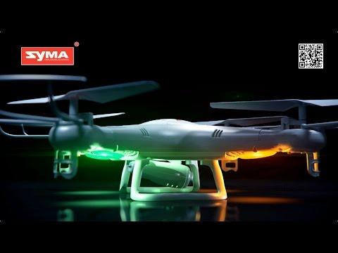 Drones SYMA X5