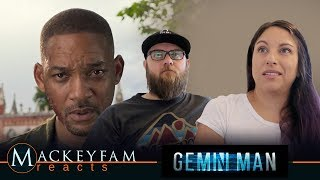 Gemini Man - Official Trailer 2- REACTION and REVIEW!!!
