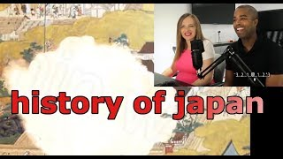 history of japan (REACTION 🔥)