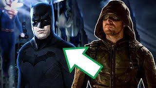 Batman's Status in Arrow-verse CONFIRMED! - Arrow Season 6