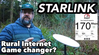 Starlink – the rural internet game changer for your homestead
