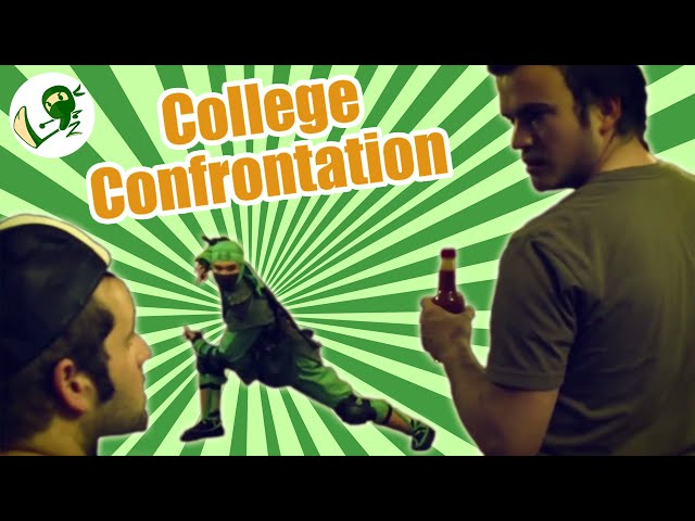 College Confrontation: A Carbon Footprint Showdown - Green NInja Show