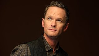 Neil Patrick Harris explains his series of fortunate voices -- Count Olaf, Stefano, Shirley St. Ives