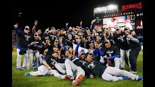 2017 NLDS Game 5 Highlights | Cubs vs Nationals ᴴᴰ
