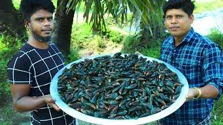 YUMMY MUSSEL FRY | Kallummakaya Roast Recipe | Cooking Skill Village Food Channel
