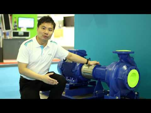 Seen at SIWW 2014: Lowara Pumping Solutions