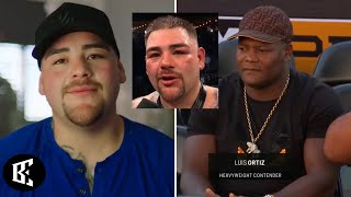 "Andy Ruiz Vs Luis ""King Kong"" Ortiz OFFICIAL FAN FAVORITE on PBC Vote Poll Post Arreola 