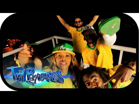 Baixar MC Vanin , MC Zoião & Melanina Carioca - É do Brasil (TOM PRODUÇÕES 2014)