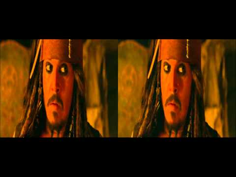Pirates of the Caribbean 4 Trailer 3D