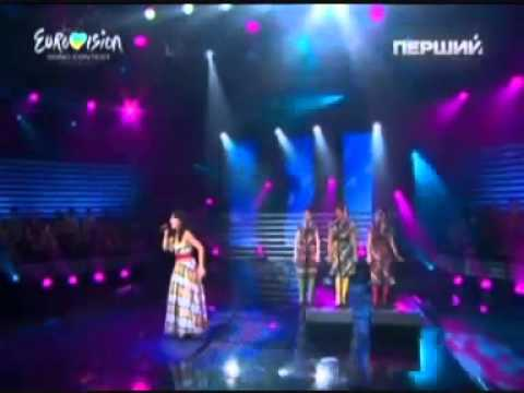 Jamala - Smile (Eurovision 2011 Ukraine).