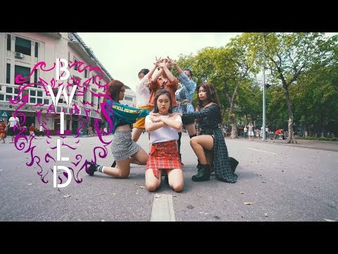 [KPOP IN PUBLIC CHALLENGE] (G)I-DLE ((여자)아이들) _ LATATA Dance Cover By B-Wild From Vietnam