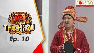 TIỀN KIẾP TÌNH TRUYỆN   KỲ TÀI THÁCH ĐẤU TẬP 10 FULL HD (20/11/2016)