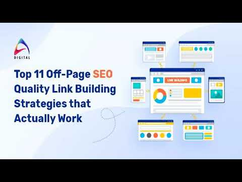 LINK BUILDING STRATEGIES FOR OFF-PAGE SEO | Aarna Systems