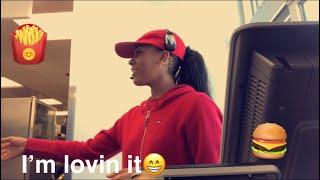 McDonald's Work Vlog
