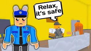 CREEPY TEACHER KIDNAPPS ME IN ROBLOX - Robloxian Life - High