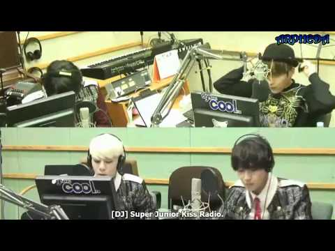 [INDO SUB] 131031 SHINee - Kiss the Radio (Sukira) FULL