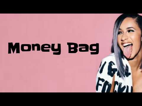Cardi B - Money Bag (Lyrics)