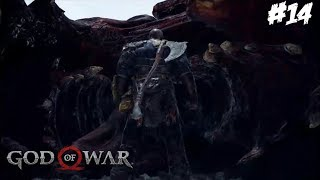 "GOD OF WAR Playthrough: Part 14 - Slaying my ""First"" Dragon"