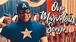 One Marvelous Scene - Military Ads in Marvel Movies