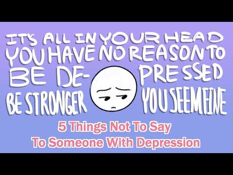 Работи што никогаш не треба да ѝ ги кажете на личност со депресија