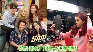 Sam & Cat - Behind The Scenes | Ariana Grande & Jenette McCurdy